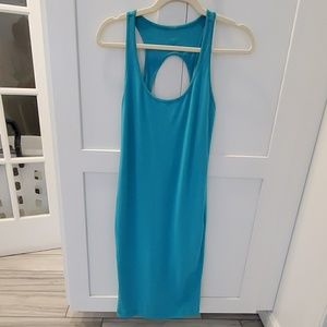 Lululemon dress with ruched back